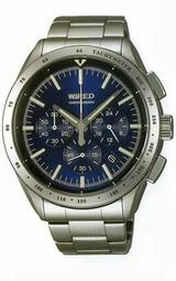 SEIKO WIRED セイコー ワイアード クロノグラフ メンズ腕時計 AGAW403