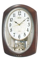 メロディを3つのジャンルからセレクトできる電波掛け時計