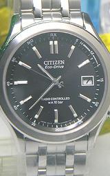 シチズンのソーラー電波腕時計FRD59-2391