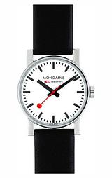 スイス鉄道時計のシンプルウオッチ