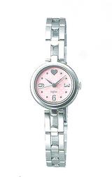 カジュアルでかわいらしい腕時計アンジェーヌAHHK115