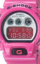 カシオ CASIO Gショック(G-SHOCK) クレイジーカラーズ DW-6900CS-4JF 男性用腕時計
