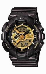 カシオ CASIO G-SHOCK Gショック ガリッシュゴールド GA-110BR-5AJF メンズ腕時計