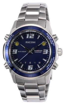 online store 4e20c a1a89 リコー 振動機能付き腕時計シュルード660001-51 : 時計店のしげ ...
