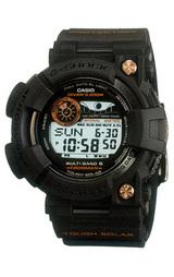 カシオGショック ソーラー電波時計フロッグマンGWF-1000B-1JR男性用腕時計