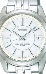 セイコー seiko スピリット ソーラー電波時計 SBTM095