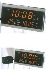 電波時計セイコー(SEIKO)ツイン・パのデジタル時計DL203