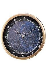 夜空を彩る星座を表示する、ロマンティックなセンスが光る時計