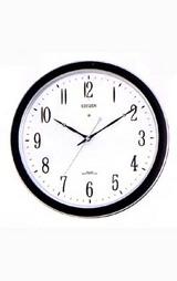 キッチン向き電波時計ネムリーナ 4MY691-019