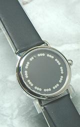 針のない時計? ABACUS(アバカス) 1-860923