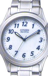 シチズン CITIZEN ソーラー腕時計フォルマ 男性用 FRB59-2451