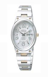 シチズンのおしゃれなレディース腕時計ウィッカ NA15-1322A