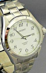 文字名入れ時計 オリエント メンズ腕時計 スイマー WW0031GZ 裏ブタ刻印15文字つき