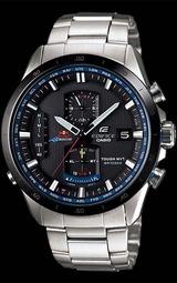 カシオ エディフィス レッドブルレーシング ソーラー電波時計 メンズ腕時計 EQW-A1100RB-1AJR