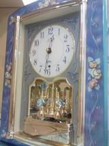綺麗な置き時計