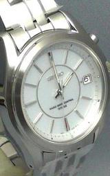 セイコー SEIKO スピリット ソーラー電波時計 SBTM095男性用