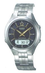 世界5局の標準電波に対するマルチバンド5(日本2局/北米/イギリス/ドイツ)採用のソーラー電波時計