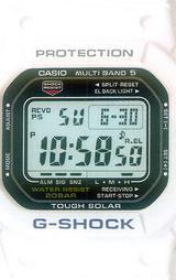 カシオGショックソーラー電波時計gw-m5600a-7jf