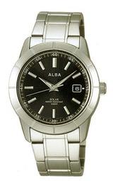 アルバ シンプルなスタンダード腕時計 aefd505
