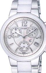 エコドライブ腕時計シチズンクロスシーXCH38-8971