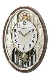 セイコー メロディー 電波時計 壁掛時計 SEIKOウェーブシンフォニー AM255B