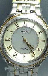セイコー ドレスウォッチ ドルチェ ソーラー男性用腕時計 SADR004