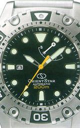 オリエント ORIENT オリエントスターダイバー 機械式時計 WZ0351FD