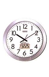 任意の時刻にアラームが設定できるプログラム電波時計
