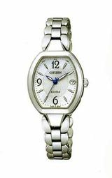 名入れ時計 ソーラー電波時計 女性用腕時計 シチズン エクシード CITIZEN EXCEED ES8060-57A