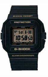 カシオ Gショック CASIO G-SHOCK ソーラー電波時計 レジストブラック Resist Black GW-5530C-1JR メンズ 男性用 腕時計