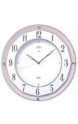 セイコー SEIKO インテリア電波掛け時計プレミアム LS229P