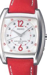 セイコー(SEIKO) ルキア 女性用ソーラー電波時計 SSVE011