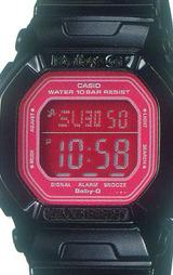 カシオ CASIO ベビーG(Baby-G) BG-5601-1JF 女性用腕時計