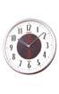 掛け時計にもソーラー発電の時計はあります