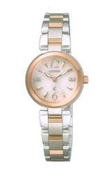 シチズン女性用ソーラー腕時計クロスシーxcb38-9036