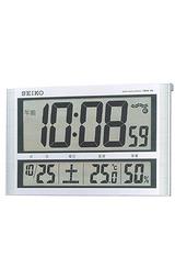 セイコー 電波時計ツイン・パSQ411S