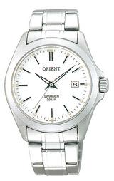 電池寿命約10年のシンプルな腕時計オリエント(ORIENT)「スイマー」 WW0011GZ