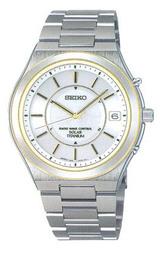 時刻修正不要のソーラー電波腕時計 セイコー スピリット SBTM014