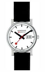 スイス国鉄オフィシャル鉄道ウオッチ モンディーンA6273030311SBB