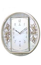 セイコー SEIKO メロディ電波掛け時計ウェーブシンフォニー AM241G