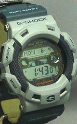 カシオ Gショック ソーラー電波時計ガルフマン メン・イン・ミリタリー・カラーズ GW-9110ER-2JF