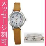 新しい季節にファッションウオッチのオリエント イオ WI0051WG 女性用腕時計