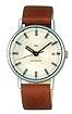 昔の懐かしい機械式の時計と現代のカジュアル感を組み合わせたウオッチ