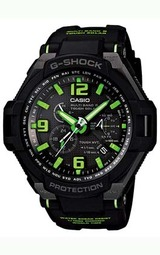 カシオ ソーラー電波時計 メンズ腕時計 Gショック スカイコックピット GW-4000-1A3JF