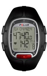 心拍数、スプリットタイム、ラップ99計測。 ランニングウォッチの機能を持たせたエントリーモデル