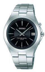 飽きの来ないシンプルなデザインの男性用腕時計
