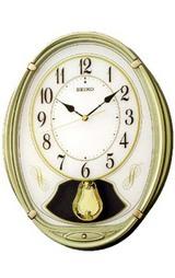セイコーのメロディー電波時計ウェーブシンフォニーAM807M掛け時計