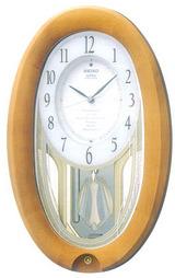 セイコー ネクスタイム掛時計AM223B