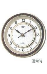 電波からくり時計4MN470RH23