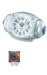 セイコー(SEIKO) 大音量目覚まし時計 スーパーライデン NR401S